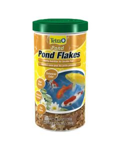 Tetra Pond Flaked Fish Food