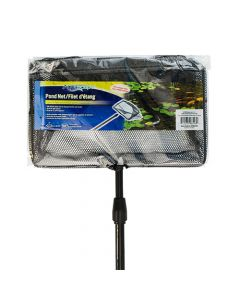 "Aquascape Pond Net with Extendable Handle 12"" x 7"""