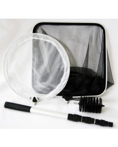 4 In 1 Combo Pond Care Net Set W Handle