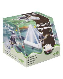 Brilliant Pyramid - Blue Heron Deterrent - Ved030
