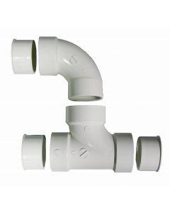 "Complete Aquatics Manifold Plumbing Kit - 2"" & 3"""