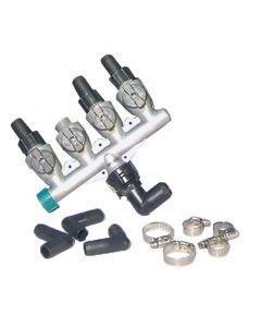 Complete Aquatics Basin Manifold Kit
