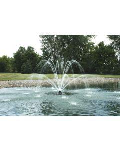 Kasco Xstream 1/2 Hp Fountain - Over 30 Spray Patterns