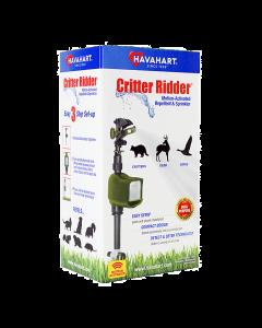 Havahart Critter Ridder Motion-Activated Repellent and Sprinkler