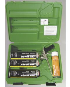 Complete Aquatics Pro-foam Gun Kit W/ Pur Shooter Gun - Commercial Grade