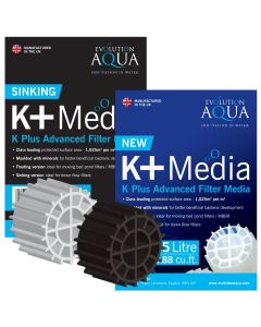 Evolution Aqua K+ Advanced Filter Media