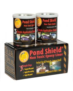 Pond Sheild Sealer & Lining Epoxy 1.5 Quart Kit