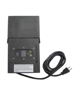 Complete Aquatics 300 Watt Transformer W/ Photo Sensor And Digital Timer