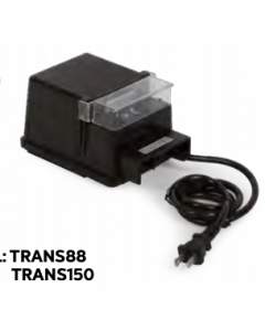 Atlantic 88w - Transformer For Sol Ww Lighting W/ (3) 3 Way Splitter & (2) 20' Lead Cords