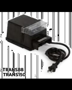 Atlantic 88w Transformer For Sol Cc Lighting W/ (3) Splitters, (2) 20' Leads, Module, Remote