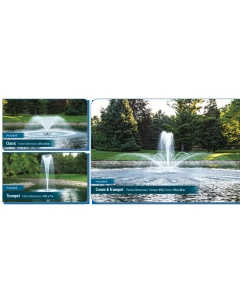 Airmax Ecoseries 1/2 Hp W/ 3 Spray Patterns