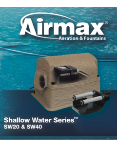 Airmax Shallow Water Series Aeration Systems