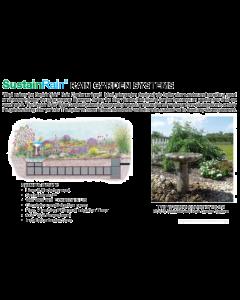 Complete Aquatics Sustainrain® Rain Garden System
