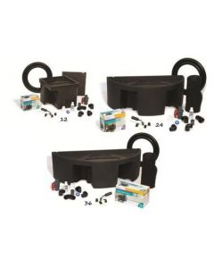 Atlantic Colorfalls Basin & Pump Kit (colorfalls Sold Seperately)