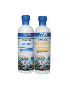 API Pond pH Up & Down