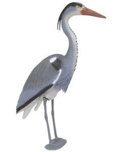 Blue Heron Decoy W/ Legs