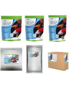 Aquascape Premium Cold Water Fish Food