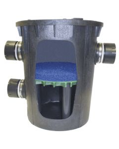 Sustainrain® Filter Basin System With Split Lid