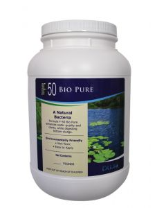 Dwi Bio-pure Natural Bacteria F50 - (5) 1/2 Lb Packets - 1/2 Lb Treats 1,000,000 Gallons